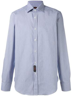 Piombo Mp Massimo plain shirt