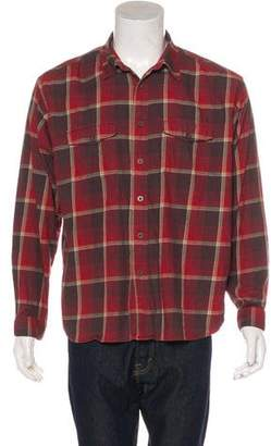 Patagonia Button-Up Woven Shirt