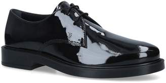 J.P Tods Patent Leather Derby Shoes