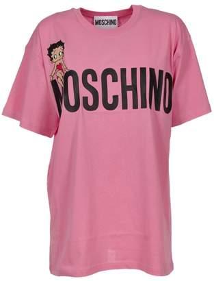 Moschino Oversized Betty Boop T-shirt