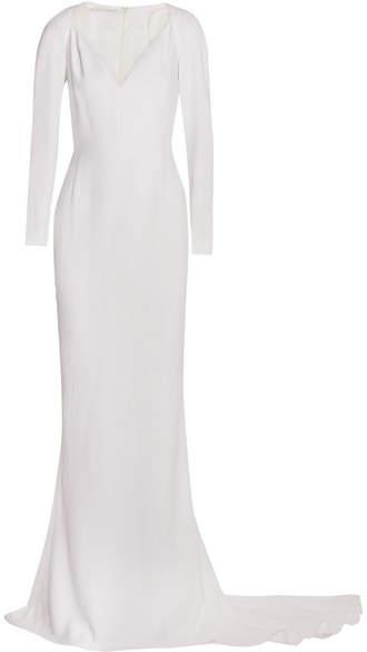 Stella McCartney - Layla Stretch-crepe Gown - White