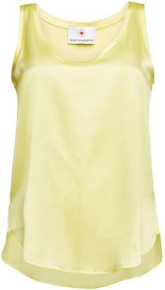 Herzensangelegenheit Silk Sleeveless Top