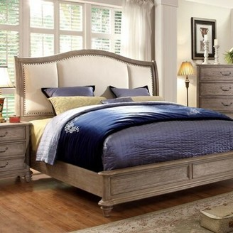 Canora Grey Augustin Upholstered Standard Bed Canora Grey