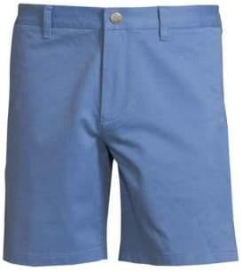 Bonobos Blue Stretch Washed Chino Shorts