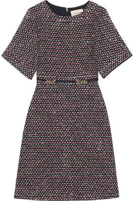 Gucci Sequin tweed dress