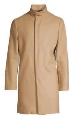 Theory Belvin Wool-Blend Coat