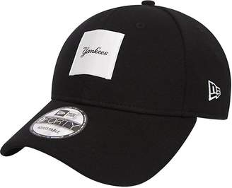 New Era 9forty New York Yankees Patch Hat