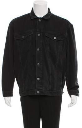 Raey Denim Trucker Jacket