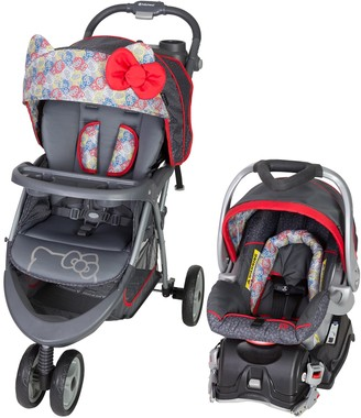 Baby Trend EZ Ride 5 Hello Kitty Travel System Stroller