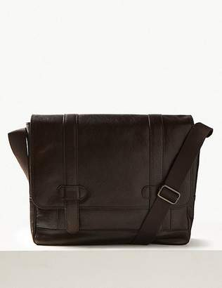 Marks and Spencer Casual Leather Messenger
