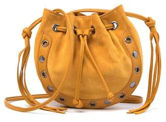 Lucky Brand Tuli Suede Crossbody Pouch