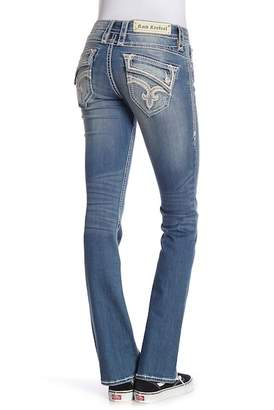 Rock Revival Johanna Skinny-Fit Bootcut Jeans