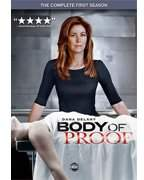 ABC Studios Body of Proof: The Complete First Season (DVD)
