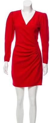 Ungaro Paris Asymmetrical Vintage Dress