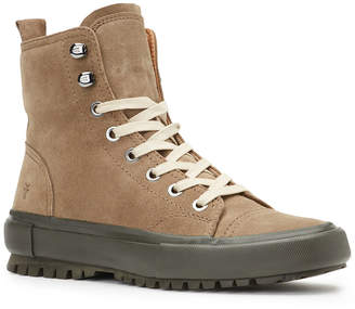 Frye Ryan Suede Sneaker Boot