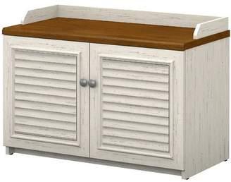 Beachcrest Home Oakridge 8 Pairs Shoe Storage Cabinet