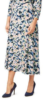 Eastex Waterpebble Print Jersey Skirt