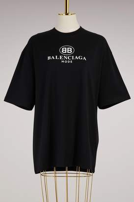 Balenciaga BB oversize T-shirt