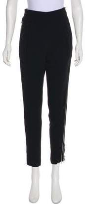 A.L.C. Mid-Rise Straight-Leg Jogger Pants