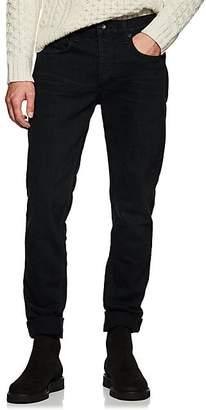 Rag & Bone Men's Fit 1 Skinny Jeans - Black