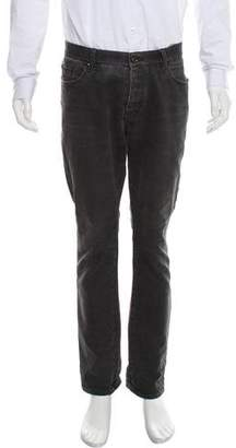 John Varvatos Cropped Skinny Pants