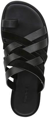 Vince Piers Leather Crisscross Sandals