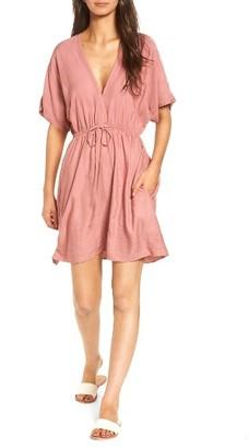 Women's Rails Capri Dolman Sleeve Dress $148 thestylecure.com