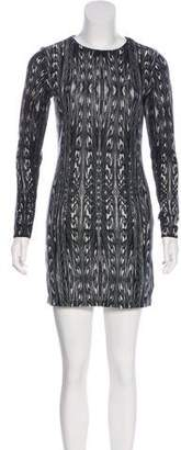 Magaschoni Cashmere Sweater Dress