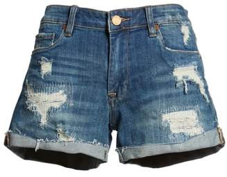 Blank NYC BLANKNYC Boyfriend Denim Shorts
