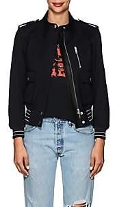 Givenchy Women's Cotton Twill Jacket - Dark Navy