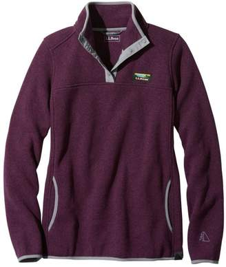 L.L. Bean L.L.Bean Sweater Fleece Pullover