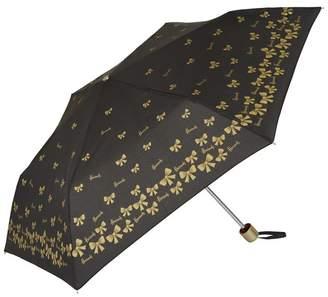 Harrods Gold Bow Umbrella