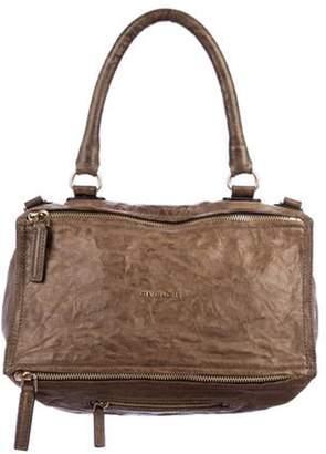 Givenchy Pepe Medium Pandora Bag Brown Pepe Medium Pandora Bag