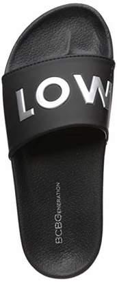 BCBGeneration Women's Tasha Low Key Pool Slide Sandal