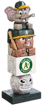 Evergreen Oakland Athletics Tiki Totem