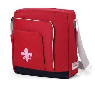 I'coo I 'coo D (English), Lollipop Red 333020 Changing Bag