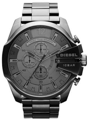 Diesel R) 'Mega Chief' Bracelet Watch, 51mm