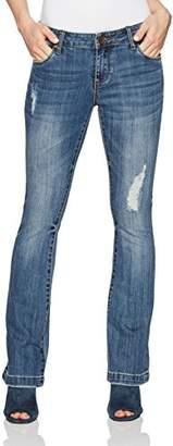 KUT from the Kloth Women's Petite Chrissy Flared Leg Jean