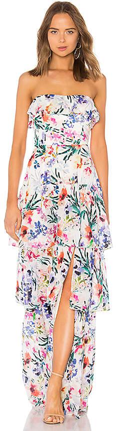 Venezia Gown in White. - size M (also in L,S,XS) Amanda Uprichard