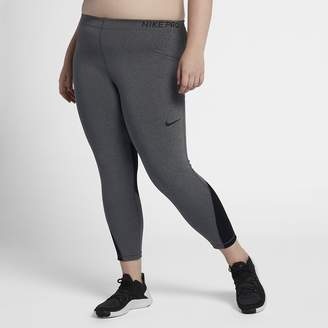 Nike Pro Women's Mid-Rise Training Capris (Plus Size)