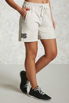 Forever 21 Active 95 Graphic Shorts