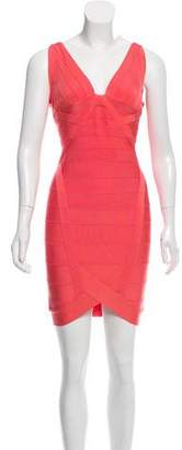 Herve Leger Ari Bandage Dress