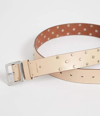 AllSaints Carine Leather Belt