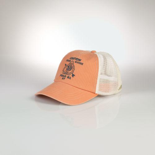 Polo Ralph Lauren Southwestern Mesh Trucker Cap