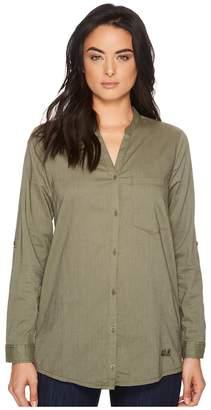 Jack Wolfskin Indian Springs Shirt Women's Clothing