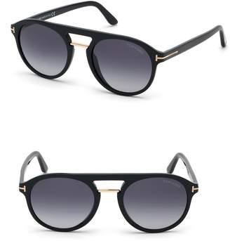 3e5d63cf9379 Mens Black Aviator Sunglasses Polarized - ShopStyle