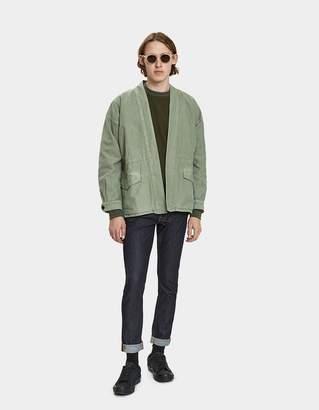Visvim Sanjuro Benny Kimono Jacket
