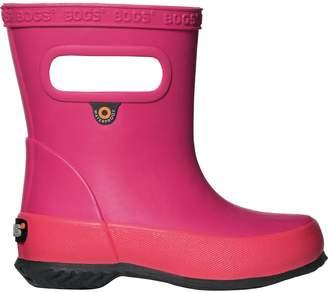 Bogs Skipper Solid Rain Boot - Girls'