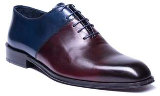 Jared Lang Wyatt Colorblocked Whole Cut Shoe