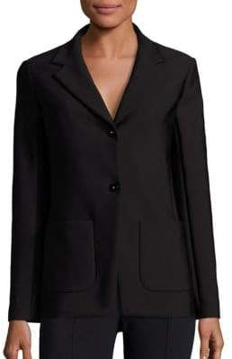 The Row Leony Scuba Blazer
